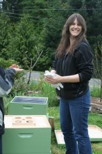 Preparing to install the package of honeybees